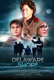 """Movie poster for """"Delaware Shore"""""""