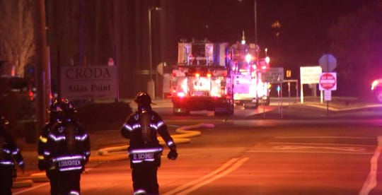 It remains unknown how much gas escaped from the Croda plant during a leak on Nov. 25.