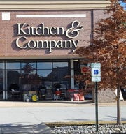 A January 2018 photo of Kitchen & Company from Google maps. The store in Center Pointe Plaza off Churchmans Road is closing.