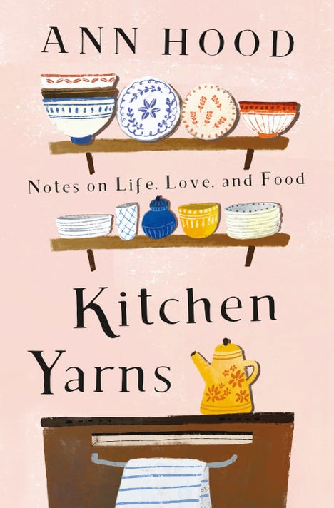 Kitchen Yarns 978 0 393 24950 7