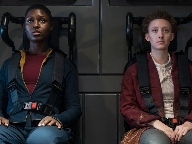 George R R  Martin has 'a lot more people to kill' on 'Nightflyers'