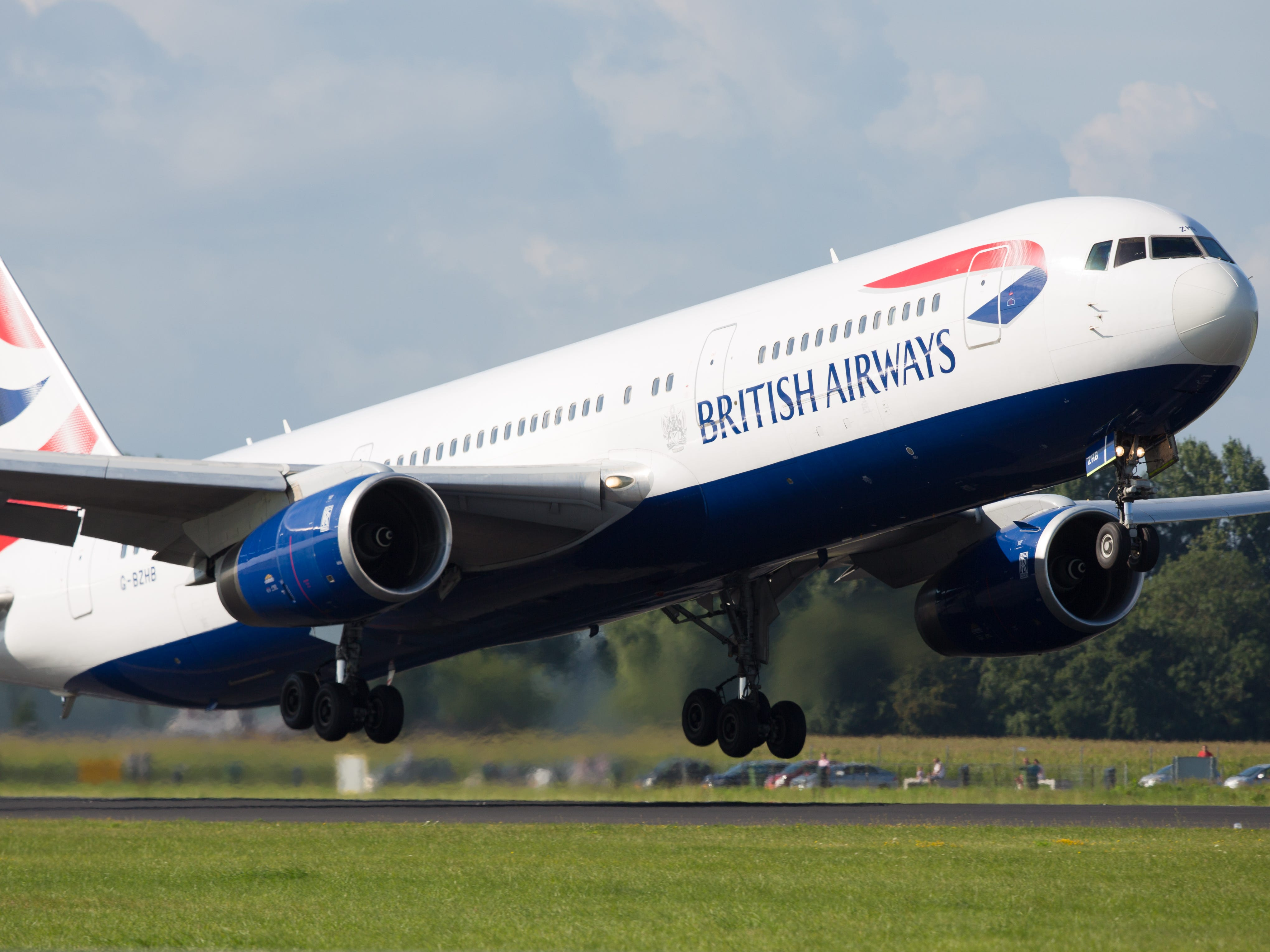 British Airways retires its last Boeing 767 widebody jet