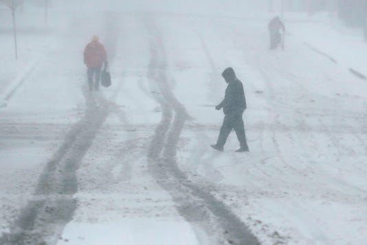 Ap Midwest Snowstorm A Wea Usa Mo