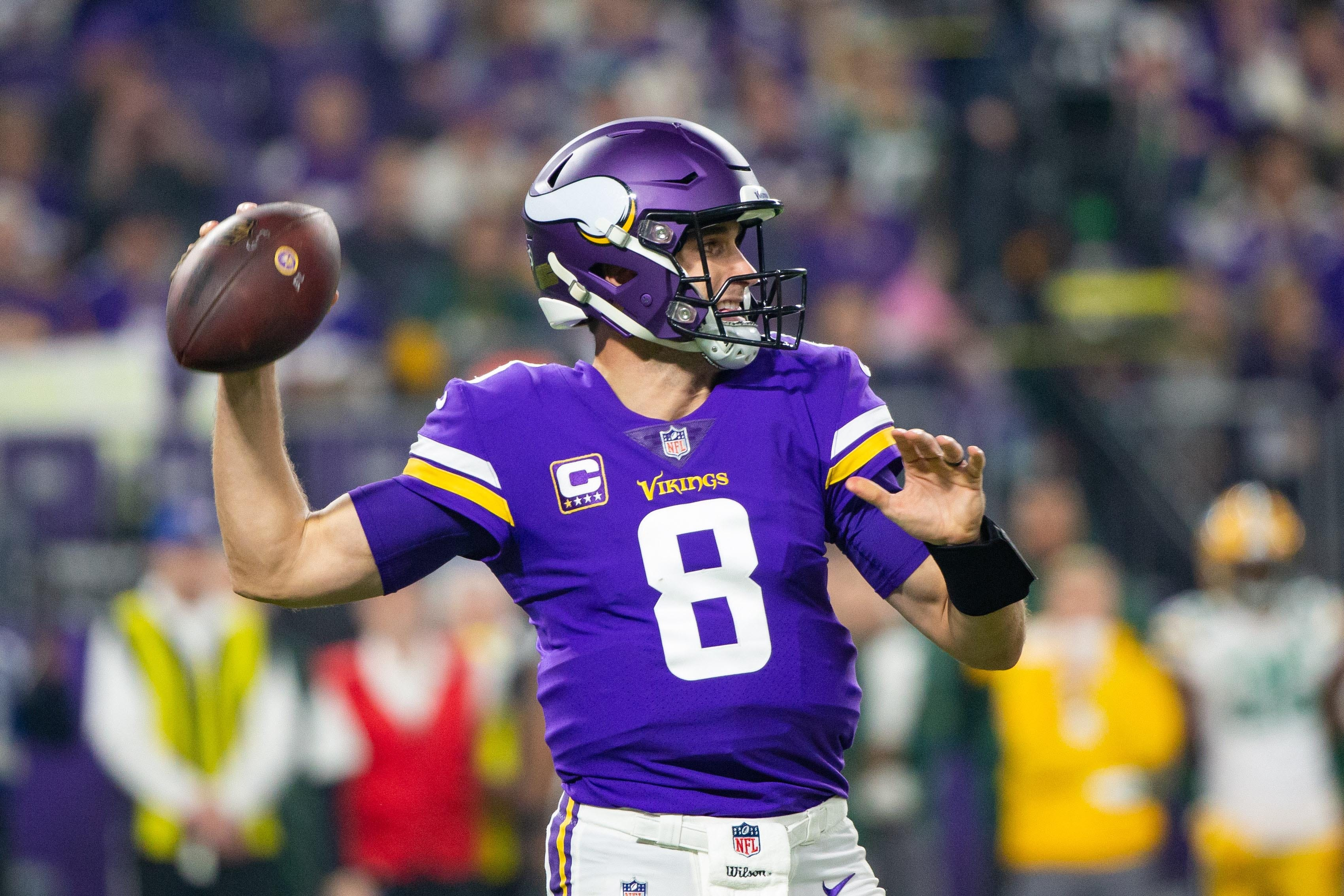 'Baller' Kirk Cousins shows out when Minnesota Vikings need him the most