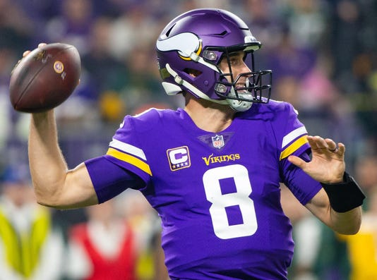 Nfl Green Bay Packers At Minnesota Vikings