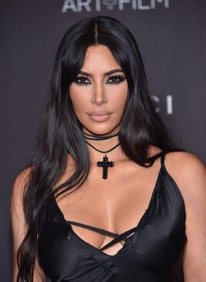 """Cautionary tale: """"I did ecstasy once, and I got married,"""" Kim Kardashian West told family members on Sunday's """"Keeping Up With the Kardashians."""" """"I did it again and made a sex tape."""""""