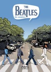 """The Beatles in Comics."""