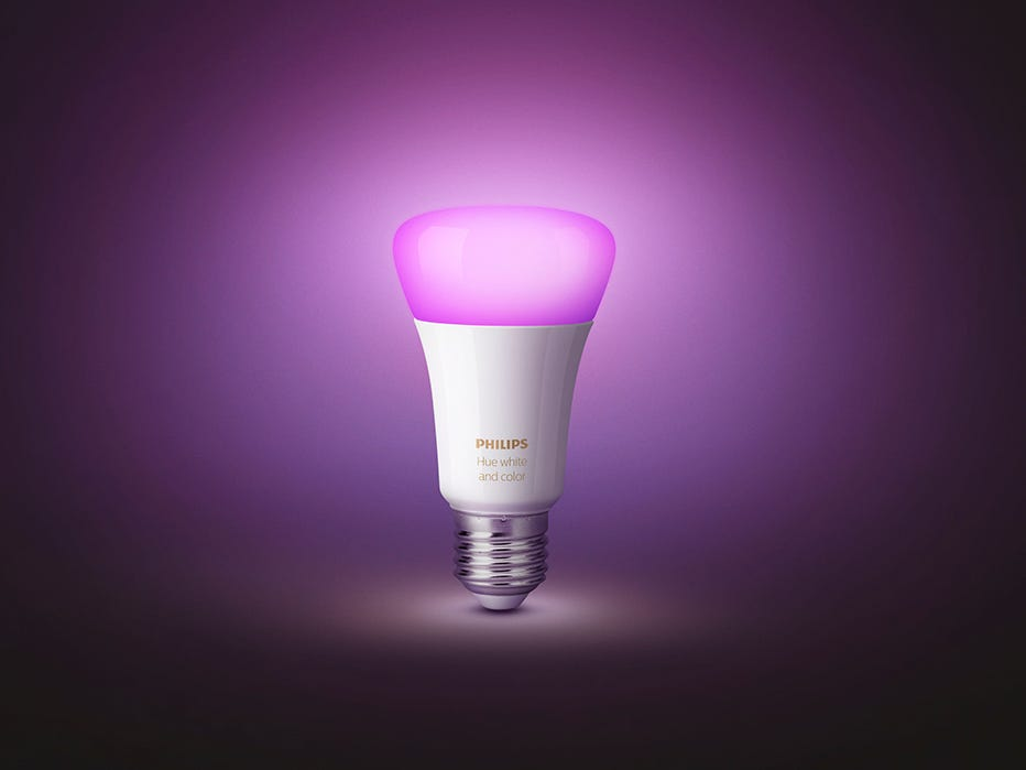 Philips Hue smart light bulbs are on sale for Cyber Monday