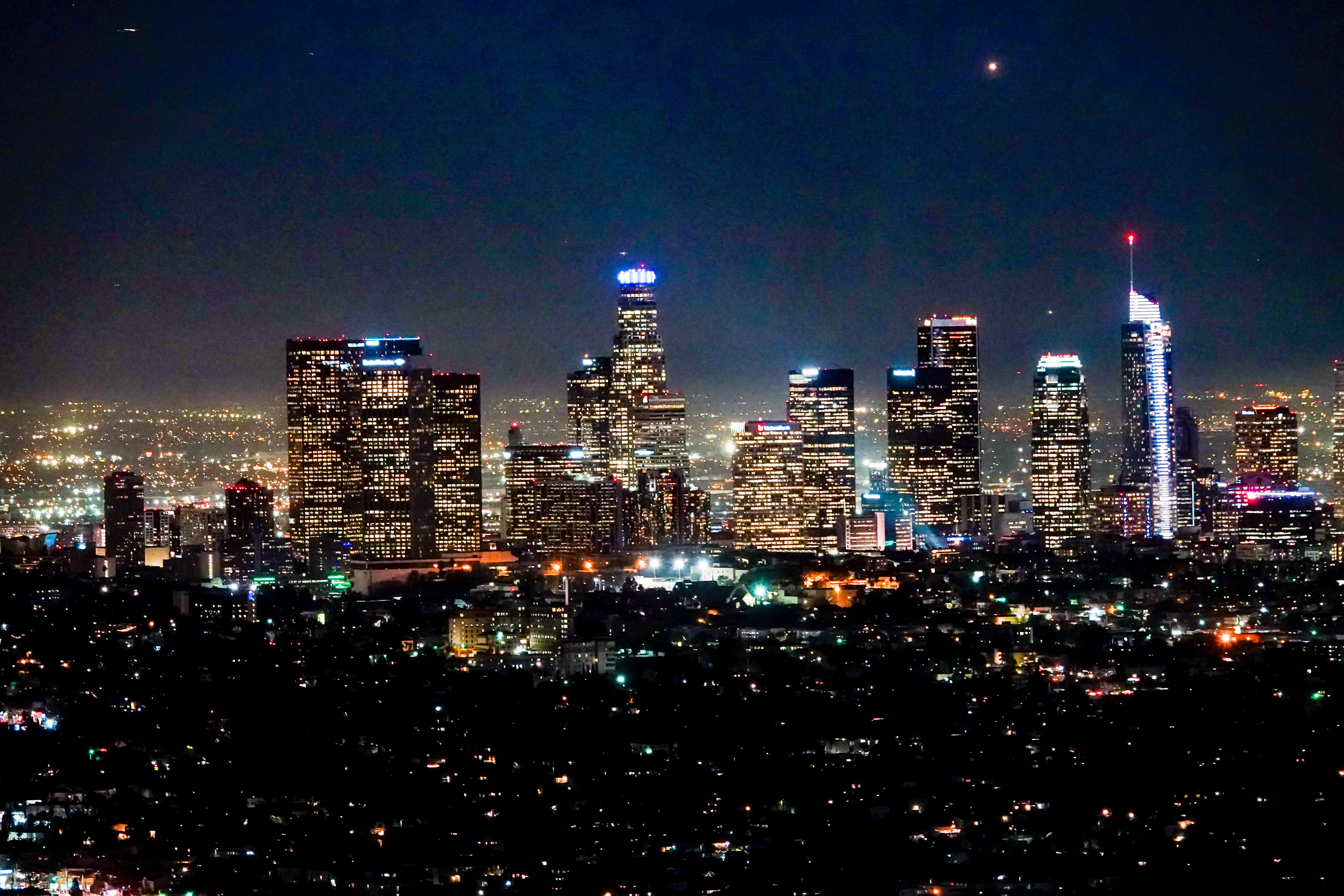 Photo tour: From the beaches to the hills, see the best of Los Angeles in one day