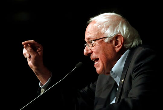 Sen. Bernie Sanders, I-Vt., is pushing for the U.S. to end all military support for the Saudi-led war in Yemen.
