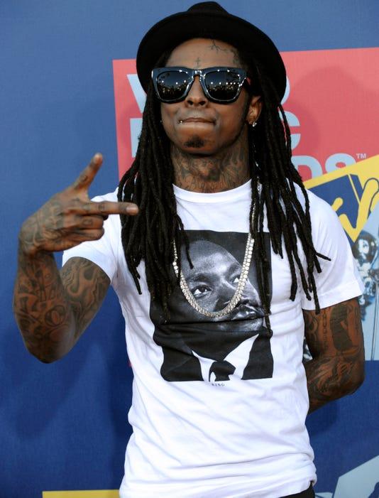 Ap Grammy Nominations Lil Wayne A File Usa Ca