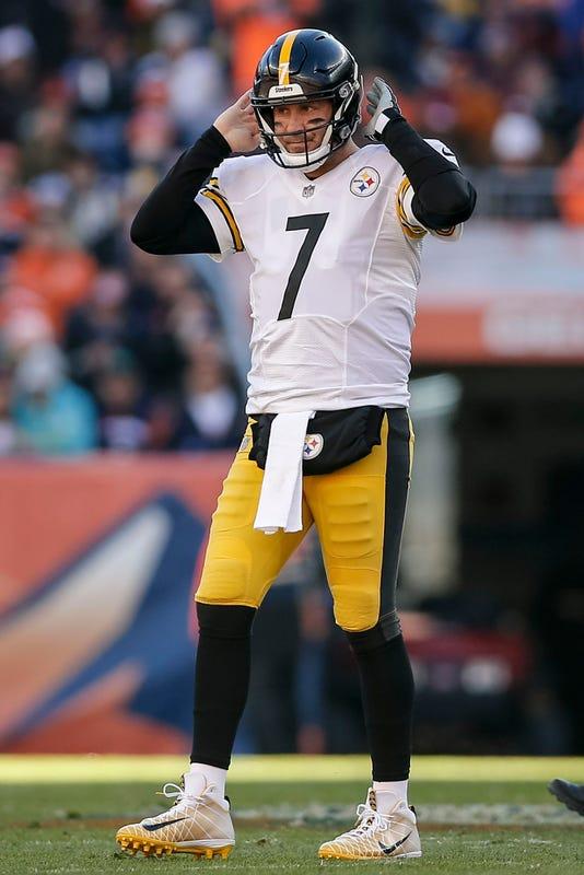 Nfl Pittsburgh Steelers At Denver Broncos