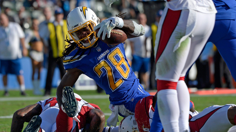 on sale 2920d 506af Week 12 takeaways  Melvin Gordon s knee injury a game-changer for fantasy  owners