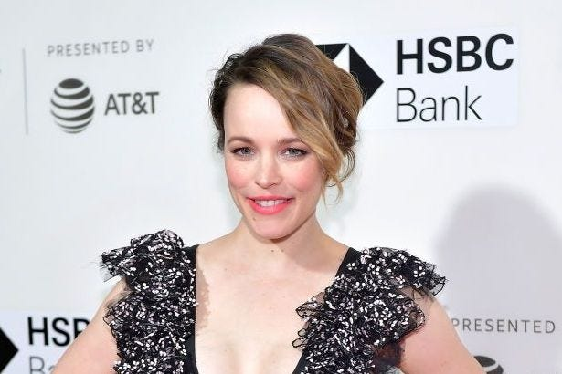 """Actress Rachel McAdams recently shared part of her journey in motherhood, saying that it's """"the greatest thing that's ever happened to me, hands down."""""""