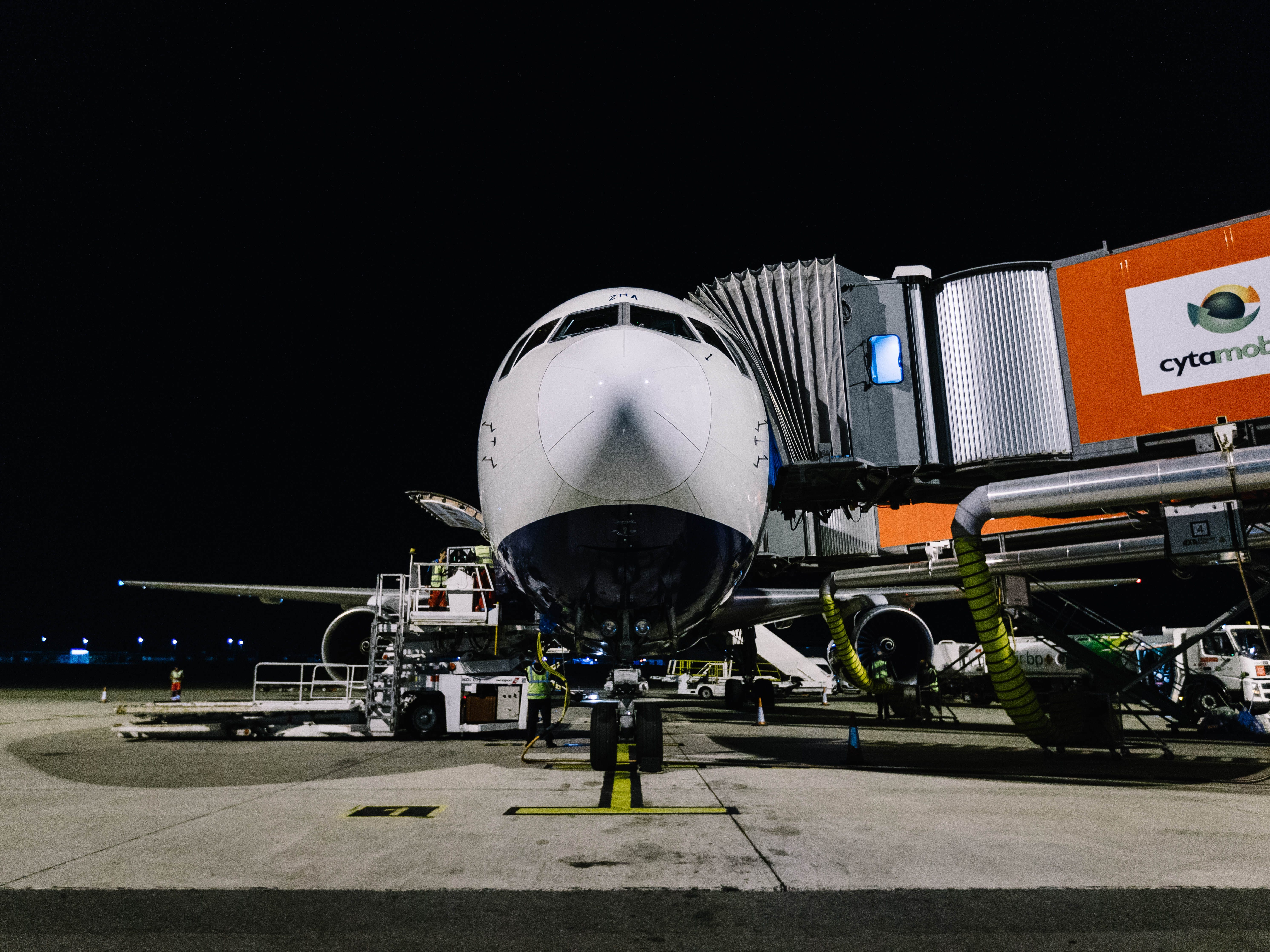 The final Boeing 767 in the British Airways' fleet was retired on Nov. 25, 2018, after a round trip from London Heathrow to Cyprus and back.