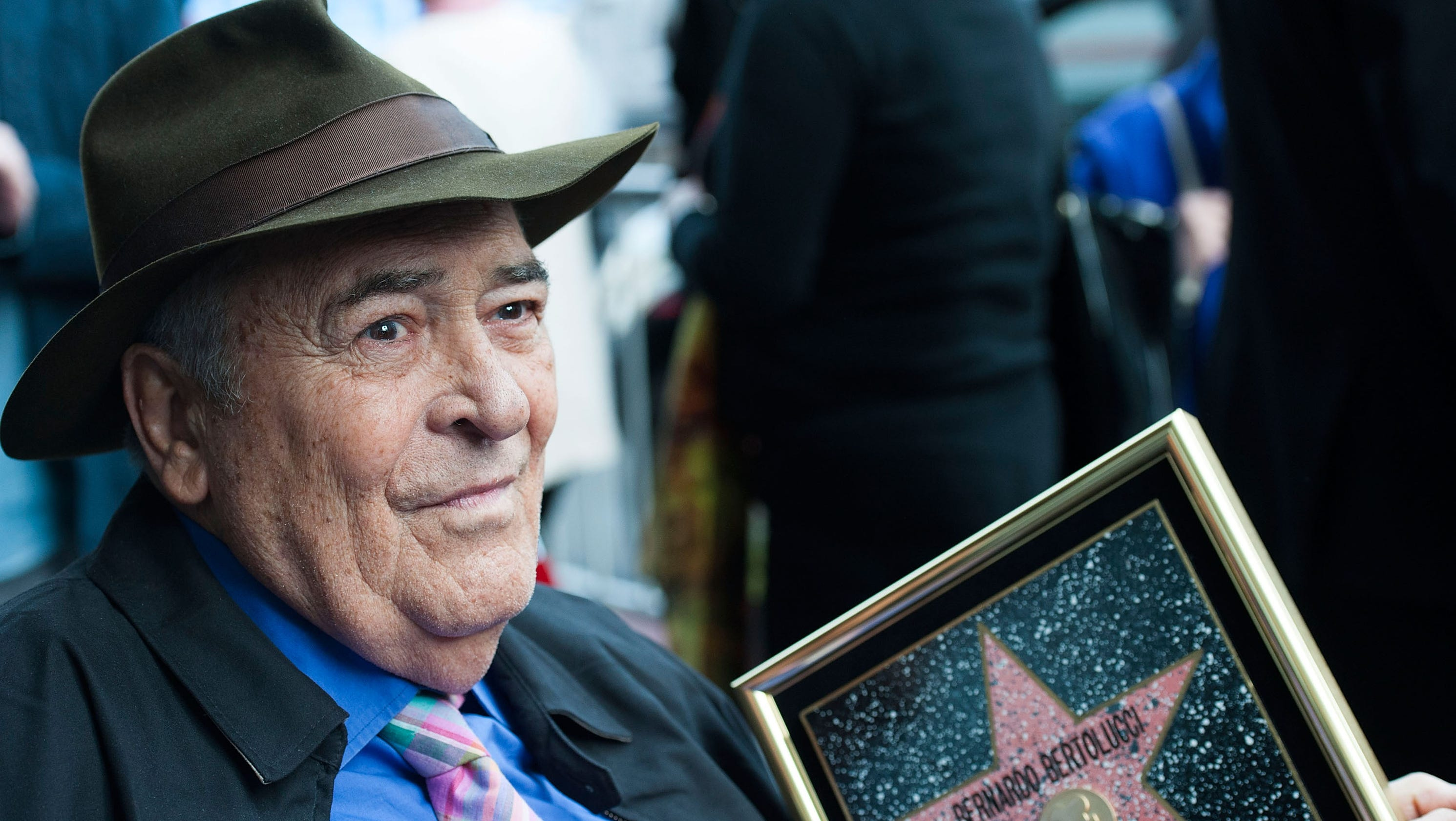 a0bd637b 'Last Tango in Paris' director Bernardo Bertolucci dead at 77