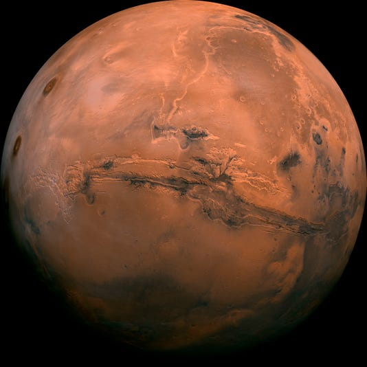 Life on Mars: Will humans trash the planet like we have Earth?