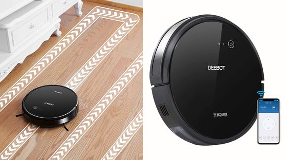 This intelligent vacuum robot is incredibly cheap and incredibly amazing.