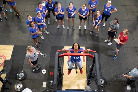 Sylvia Hoffman, a former basketball player at LSU-Shreveport, is competing as part of the national team for USA Bobsled after being discovered through Scouting Camp: The Next Olympic Hopeful.