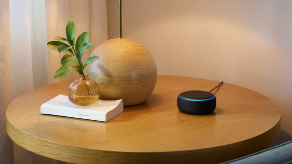The new Echo Dot may be the most popular offer of Cyber Monday 2018.