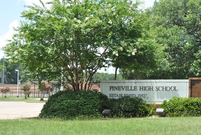 "Students at Pineville High School were evacuated Tuesday after an ""electrical malfunction,"" according to the school."