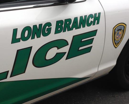 Long Branch Police car