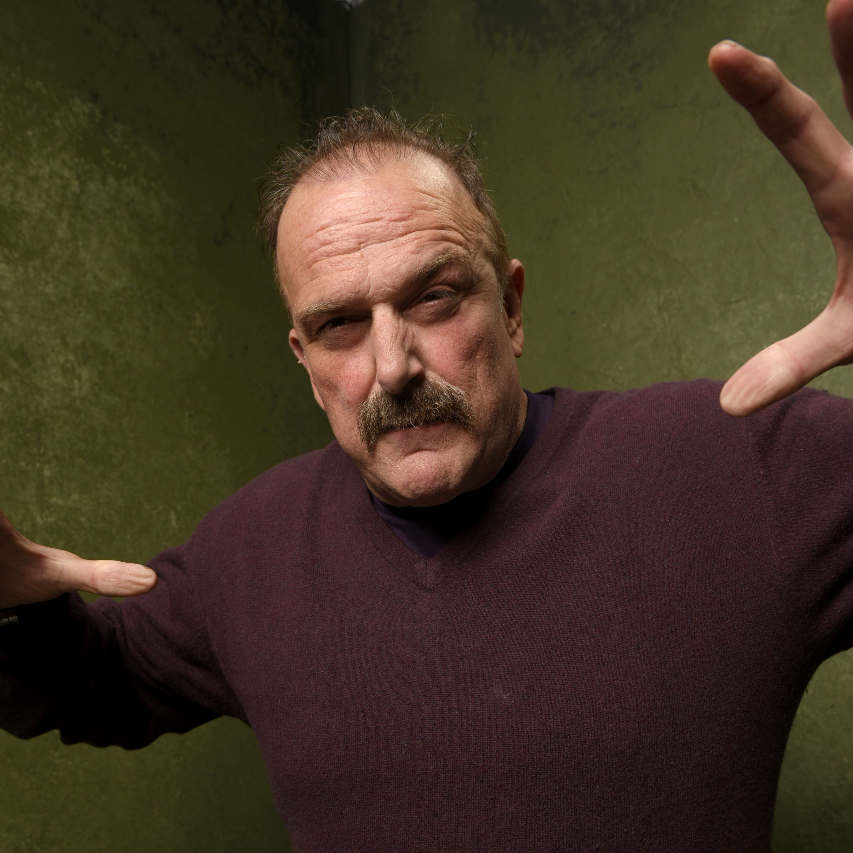 Jake 'The Snake' Roberts brings WWE dirty details, story of sobriety on tour