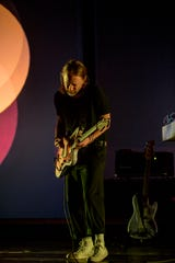 Thom Yorke brought his Tomorrow's Modern Boxes tour to the Kings Theatre in Brooklyn on Monday, Nov. 26.