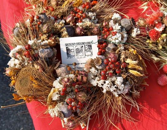 Asap Holidaymarkets Gaining Ground Farm Wreath