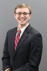 Bradley Goldman is the president of Hillel at Binghamton University.