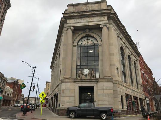 95 Court Street in Downtown Binghamton.
