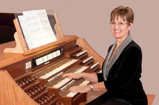 Betty Jo Couch will share the spotlight with guest organists at free mini-concerts in December, performed on the pipe organ at Advent Lutheran Church in Suntree.