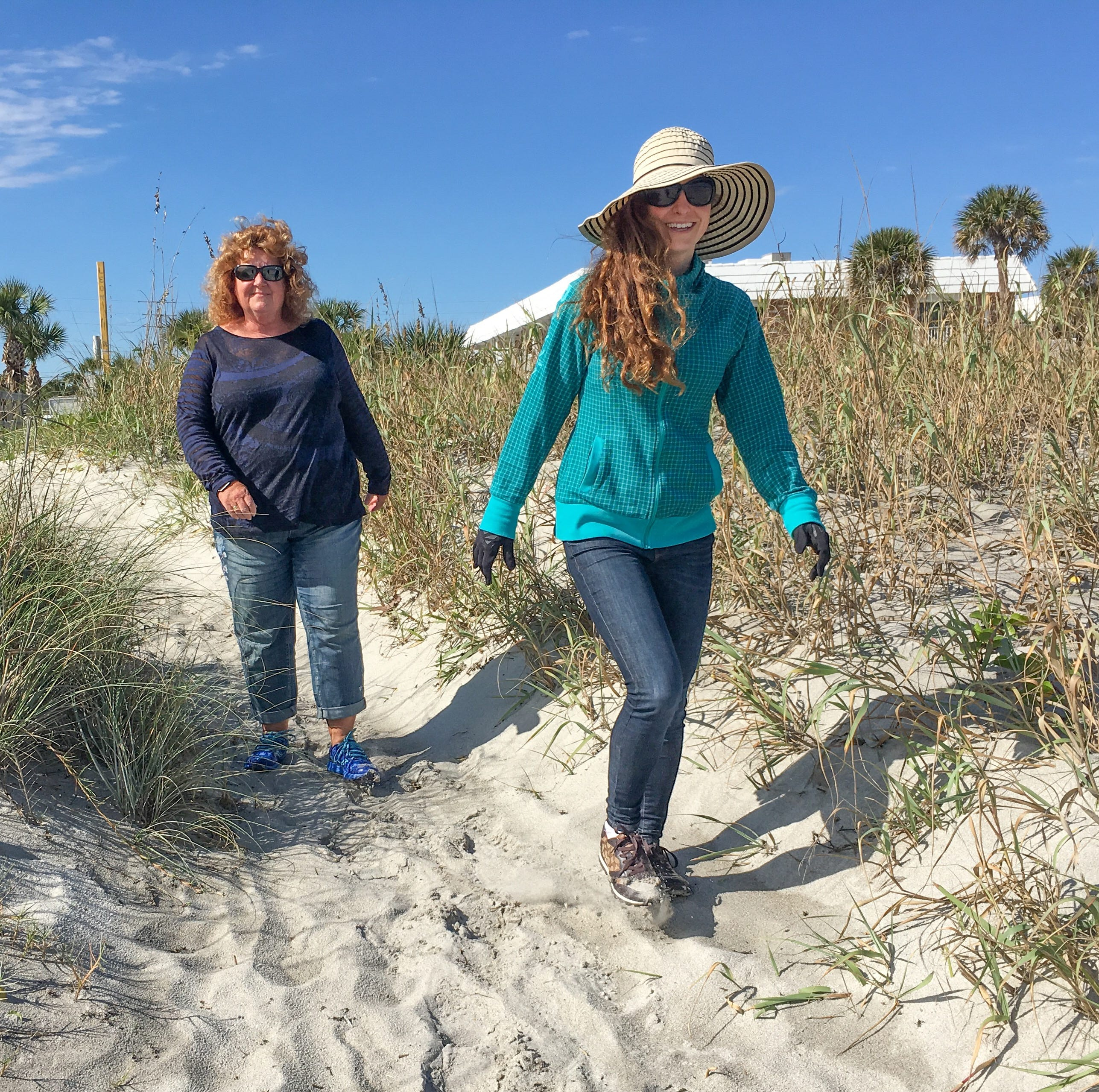 Cold front brings winter weather to Space Coast
