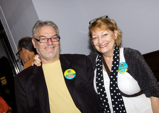Bill Ronat and Linda Brandt of Brandt Ronat + Company have  been corporate donors to the Reaching Out Holiday Fund for many years.