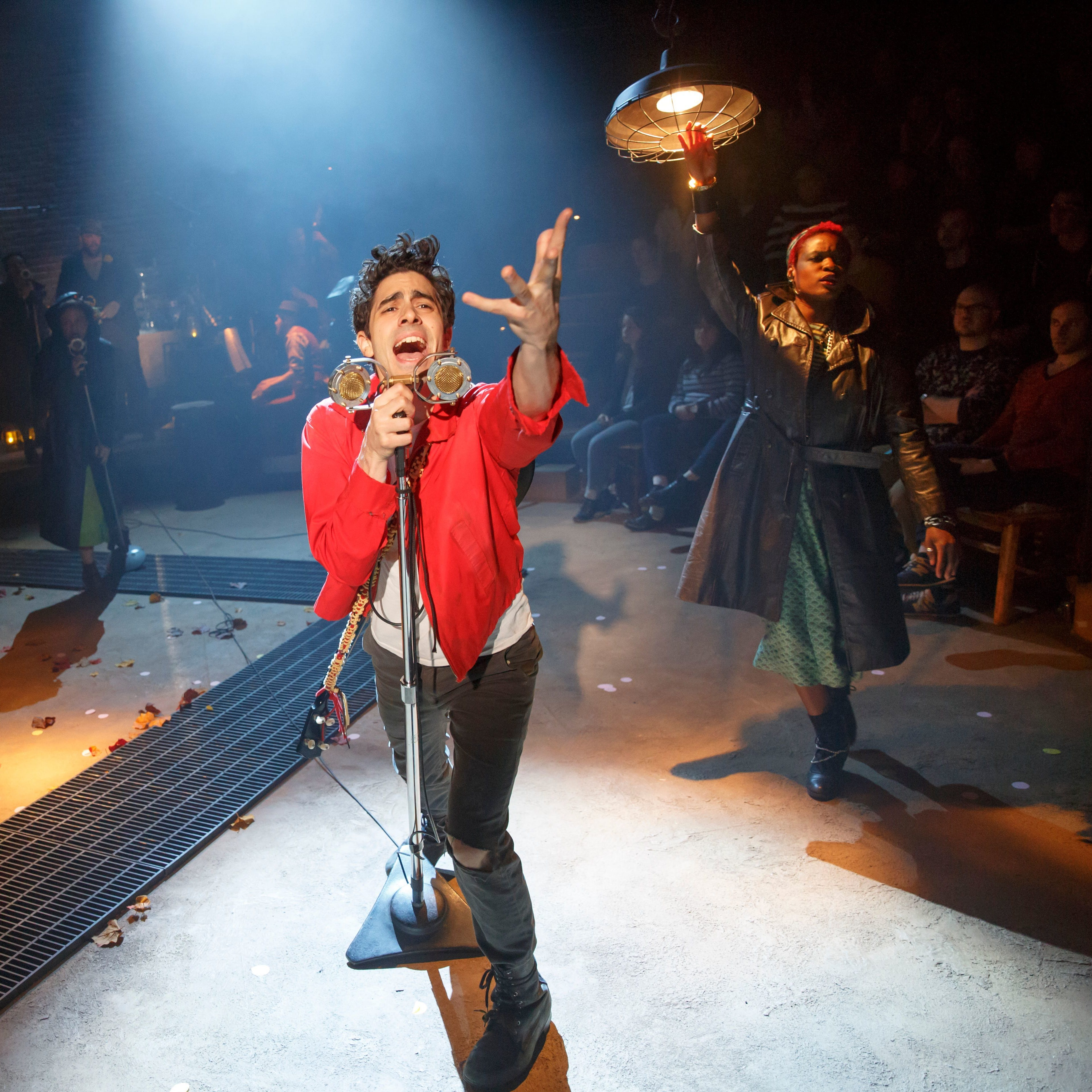 Vermont-born musical 'Hadestown' will get its Broadway debut