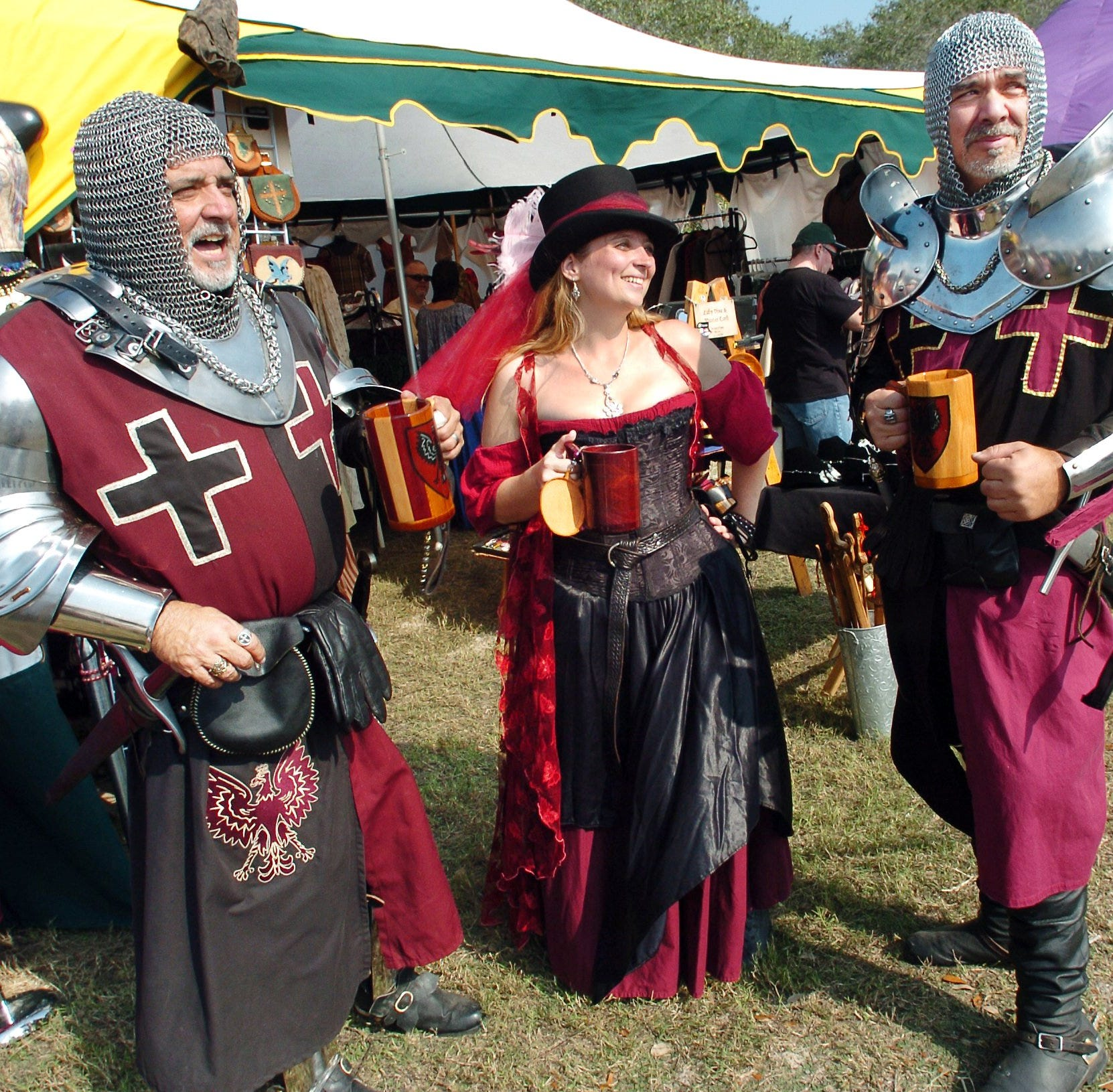 Experience life in the Middle Ages at the 20th annual Ingleside Renaissance Faire