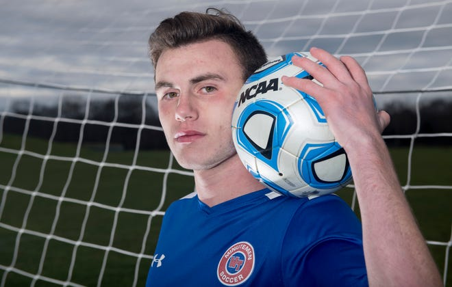 Washington Township's Chad Yates is the Courier-Post's 2018 Boy's Soccer Player of the Year.