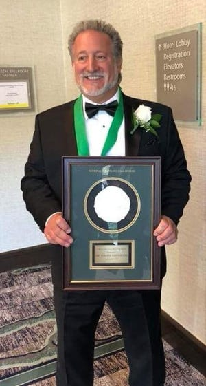 Joe Nisivoccia was inducted into the National Wrestling Hall of Fame.