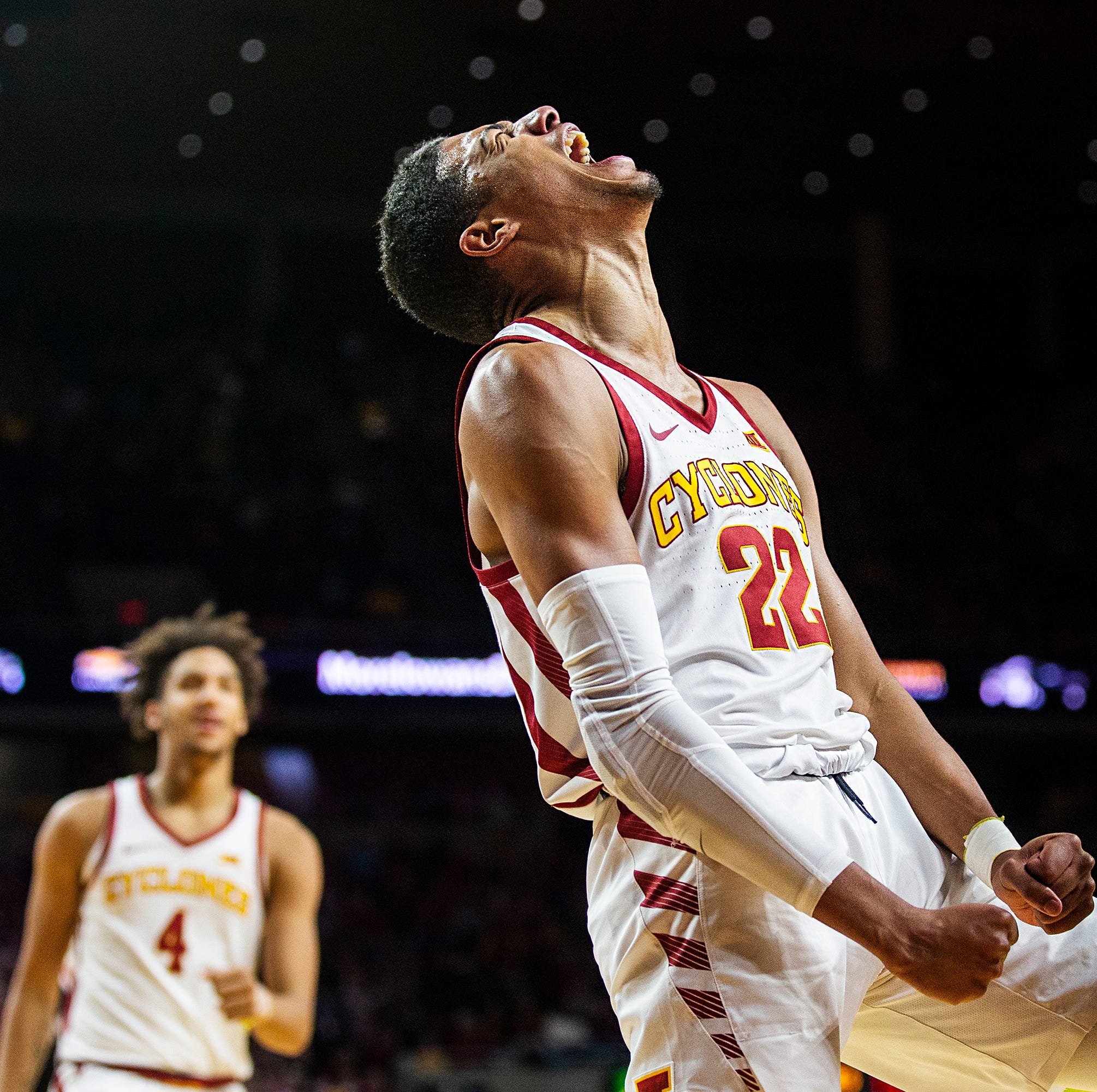 Why Iowa State's Tyrese Haliburton was ready to start as a freshman