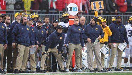 Michigan coaching staff, Jim Harbaugh