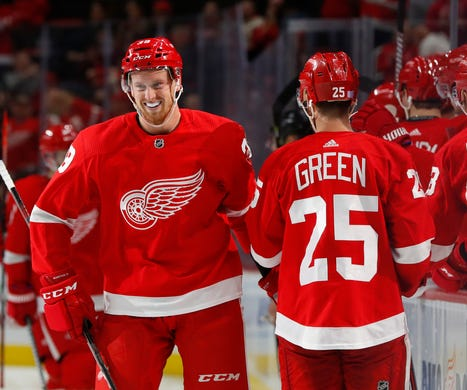 pretty nice c0544 98fa8 Detroit Red Wings continue to start slow, can't explain why