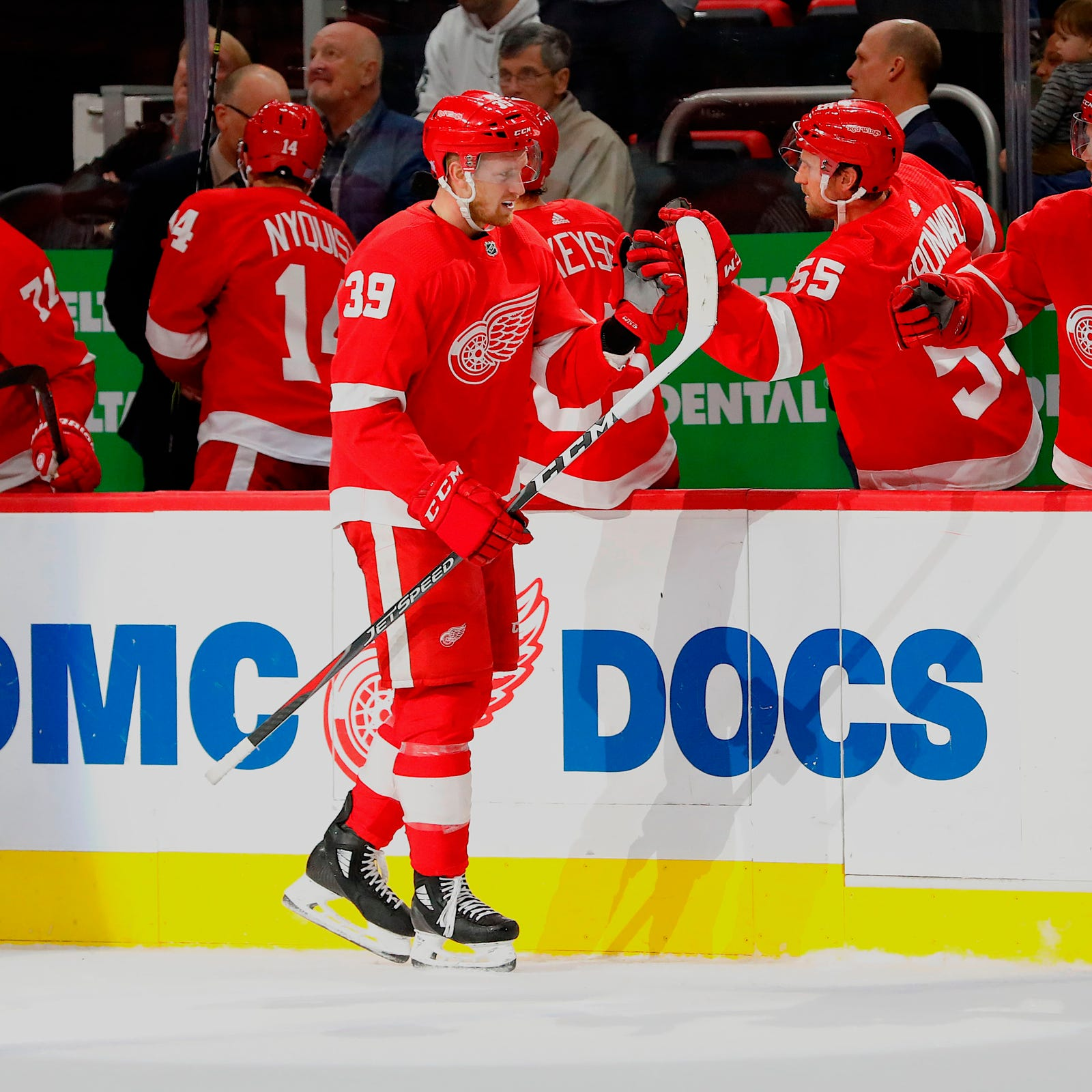 Red Wings' Anthony Mantha could score 20 goals. Why it matters