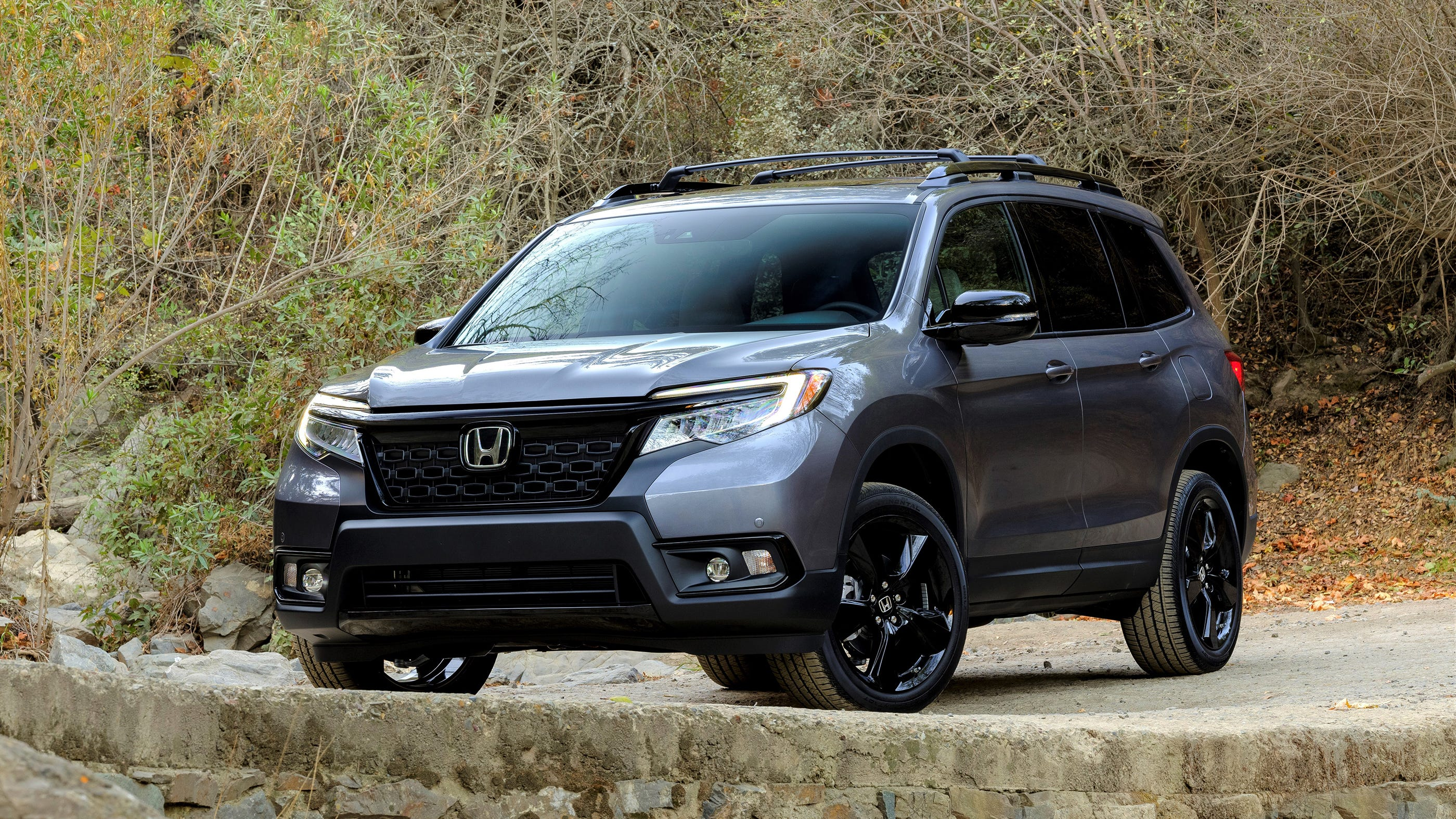 La Auto Show Honda Passport New Suv Has These Key Features