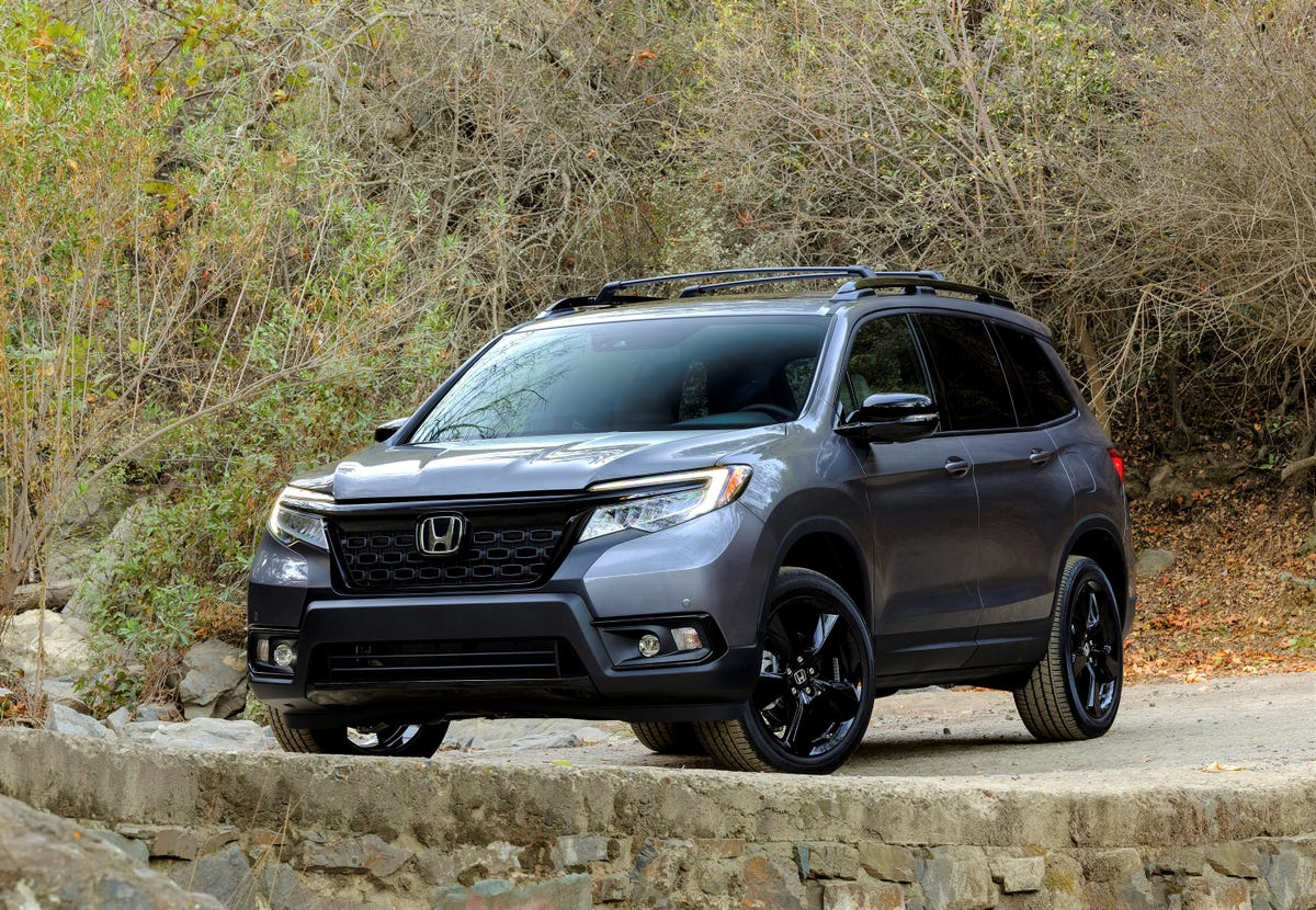 New Honda Suv >> La Auto Show 2019 Honda Passport Offers Comfort Capability