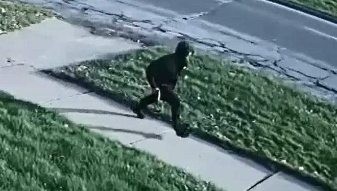 The Detroit Police Department is seeking the public's assistance in identifying and locating a suspect and vehicle wanted in connection to a double shooting that occurred on the city's east side.