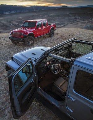 The 2020 Jeep Gladiator
