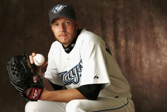 Roy Halladay was a model of consistency during his years with the Blue Jays and Phillies.