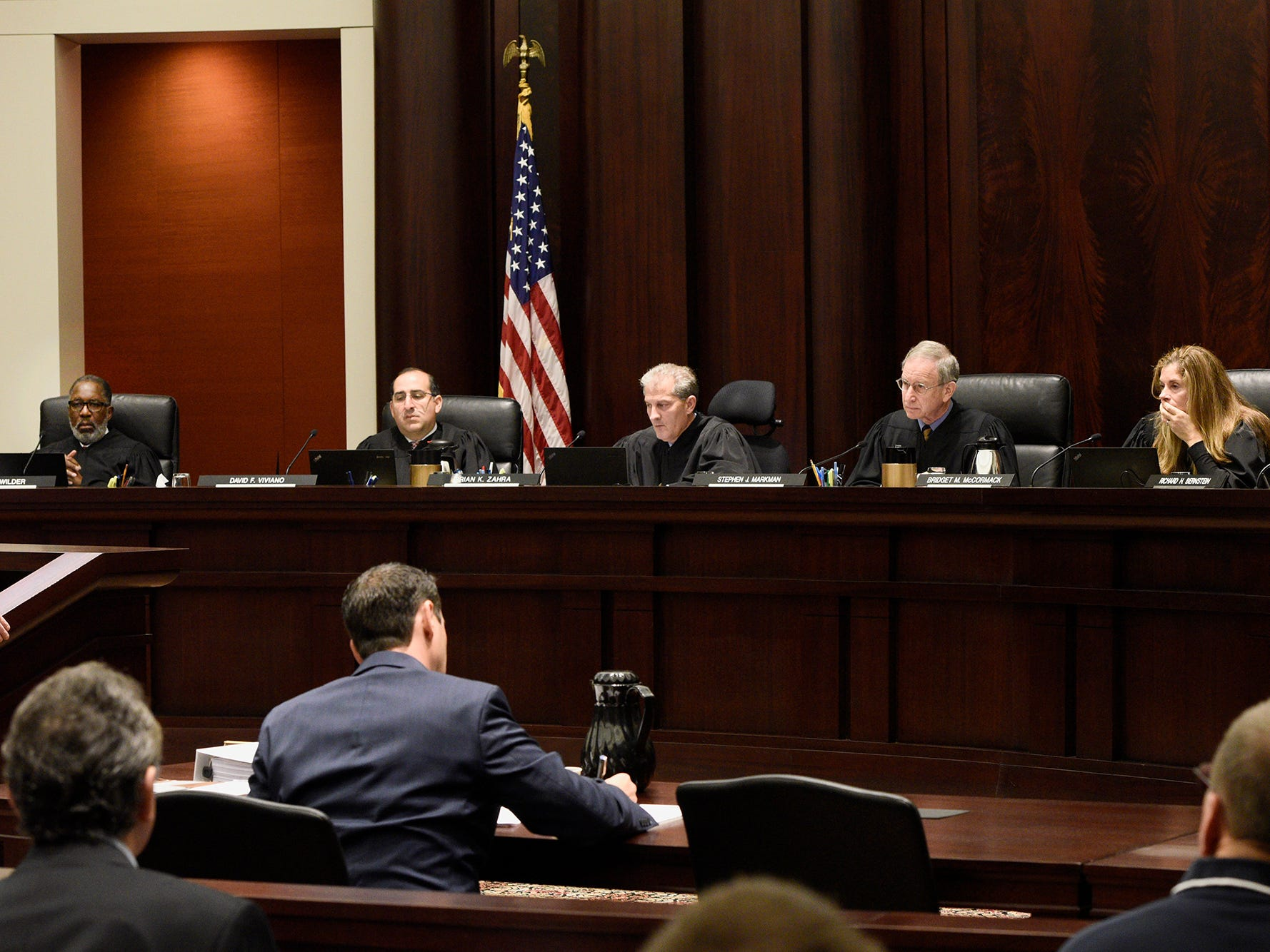 Finley: GOP may lose grip on Michigan Supreme Court