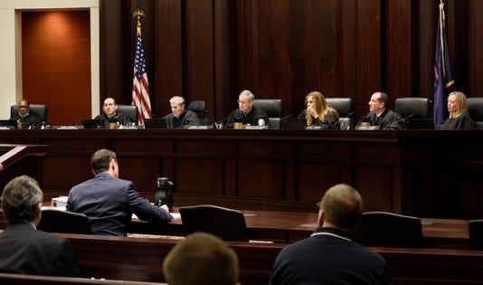 Michigan Supreme Court Nov. 2018