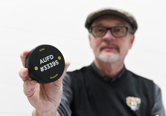 Garry J. Gilbert, director of the journalism program at Oakland University, said when he firstheard the idea, he was skeptical. But he signed up two weeks ago for the training held in a classroom on the university's campus.